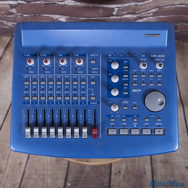 Tascam US-428 Audio Interface Mixer | Reverb