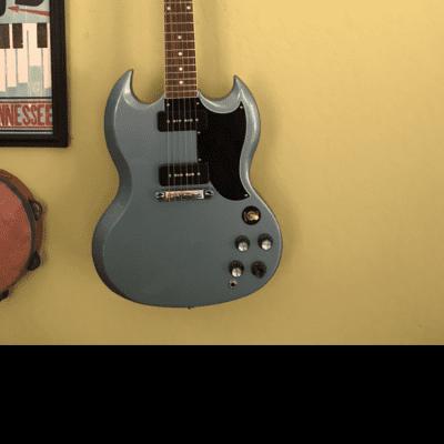 Gibson SG Special 2019 - 2020 Faded Pelham Blue