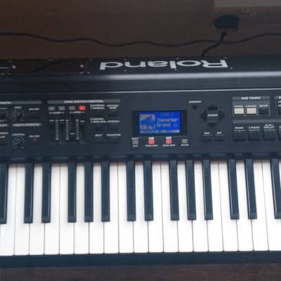 Roland RD-700SX 88-Key Digital Stage Piano with SRX-06 Expansion card