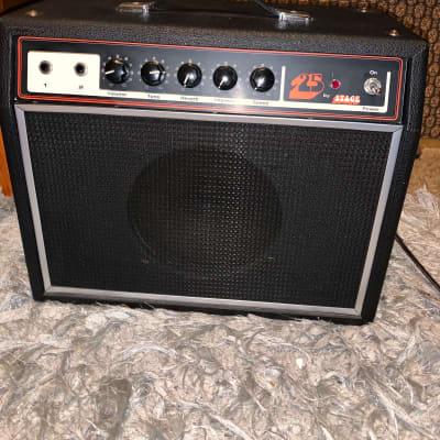 Unicord Model-25 1970s Tolex Vintage Guitar Amplifiers for sale