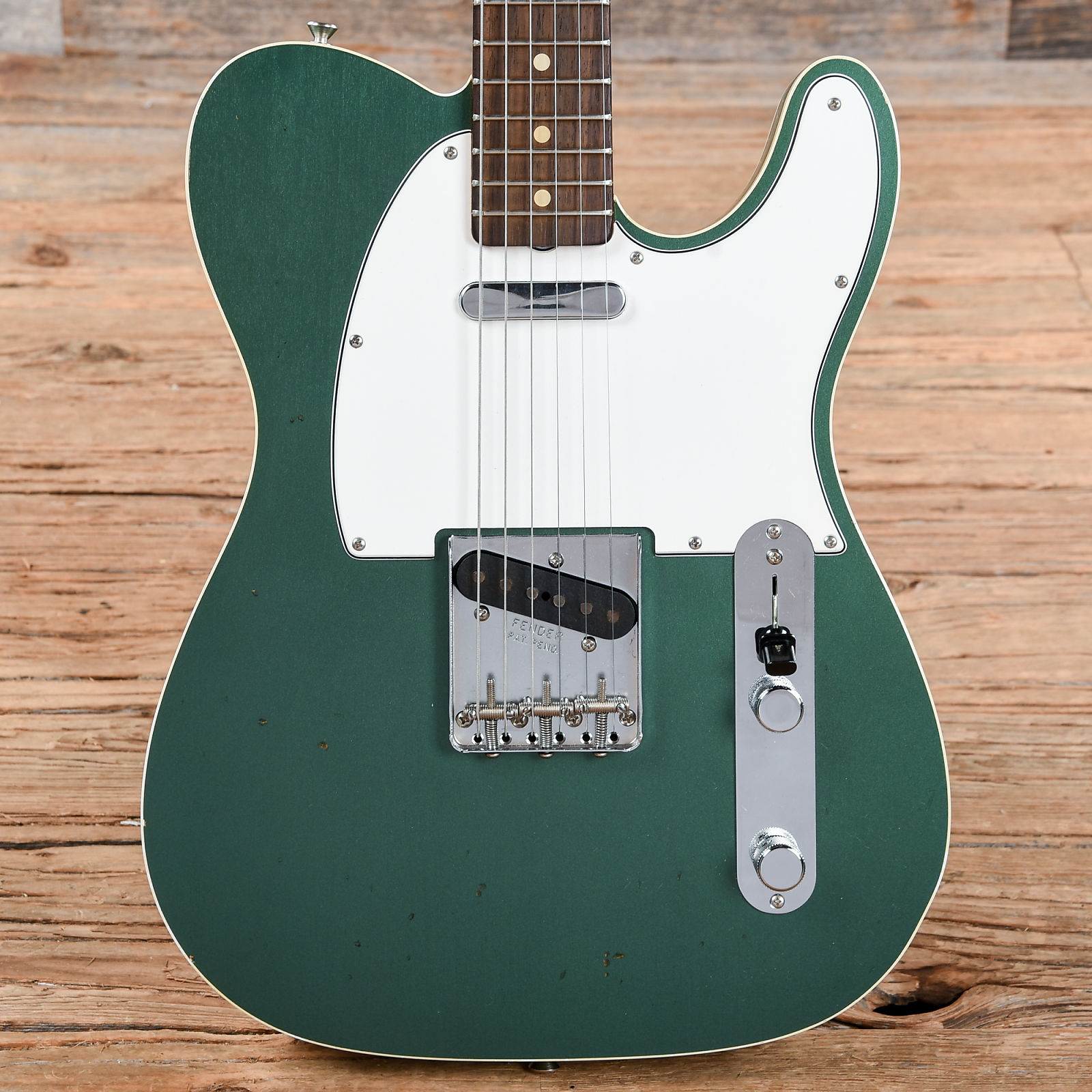 Fender Custom Shop 63 Telecaster Journeyman Relic