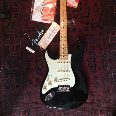 Fender  Stratocaster 2016 Black