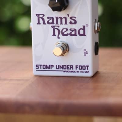 Stomp Under Foot - Ram's Head Fuzz