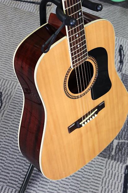 Washburn F-10S Acoustic Guitar | Reverb