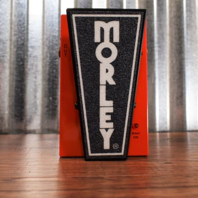 Morley MTLW 20/20 Lead Wah Switchless Optical Guitar Effect Pedal