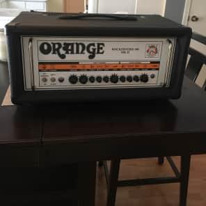 Orange RK50H MKIII 50w Twin Channel Guitar Head