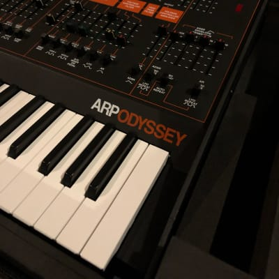 Korg Limited Edition ARP Odyssey Rev3 with SQ-1 Sequencer