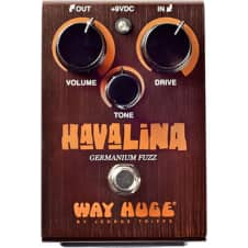 Way Huge WHE-403 Havalina Germanium Fuzz Pedal