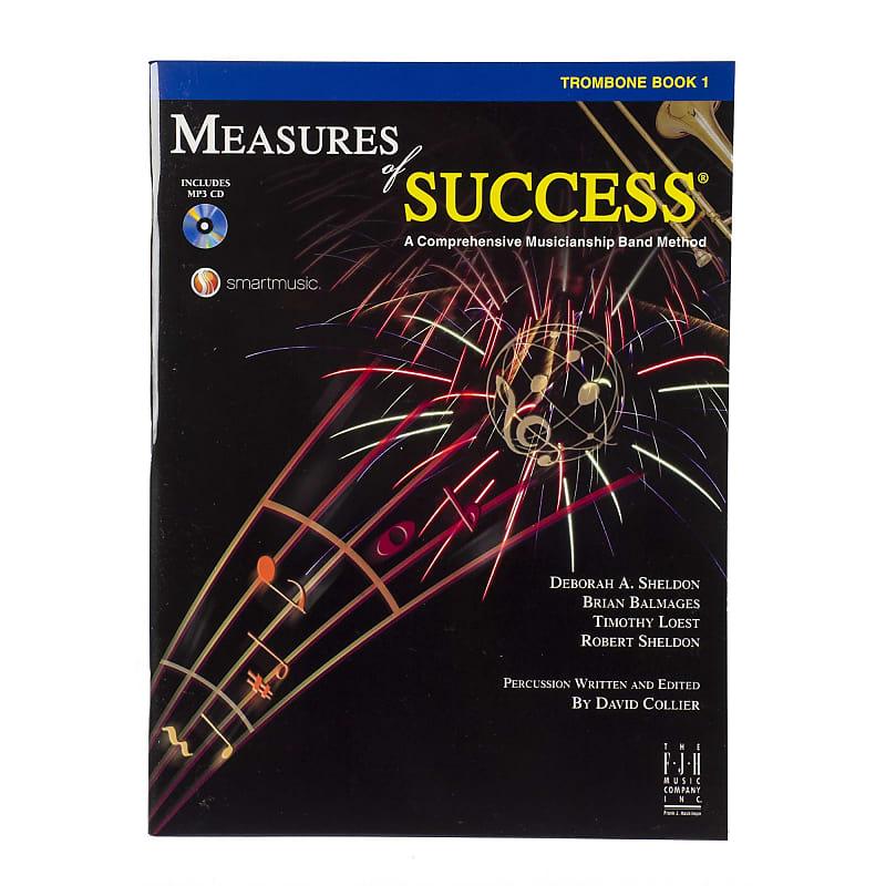 measures of success trombone book 1 russo music symphonic reverb. Black Bedroom Furniture Sets. Home Design Ideas