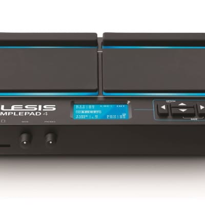 Alesis SamplePad 4   Compact 4-Pad Percussion and Sample-Triggering Instrument with SD Card Slot image