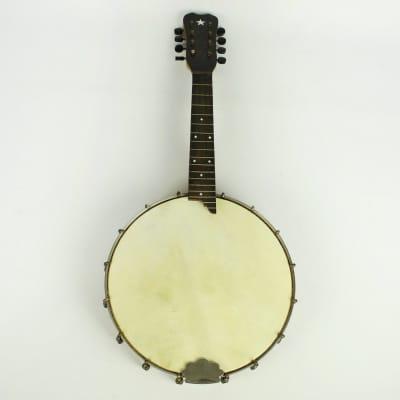 Vintage Banjo-Mandolin with Case (Parts/Project) for sale