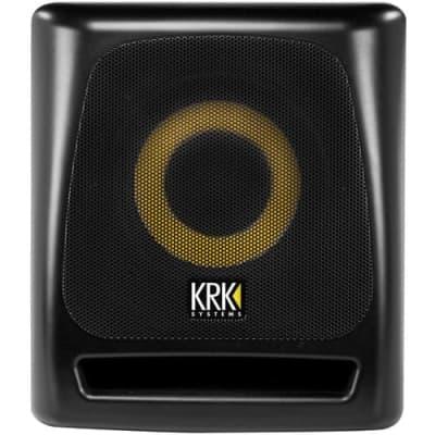 "KRK 8s 8"" Powered Subwoofer (B-Stock Unit)"