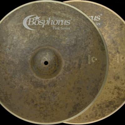 """Bosphorus Turk 14"""" Bright Hi-Hat"""