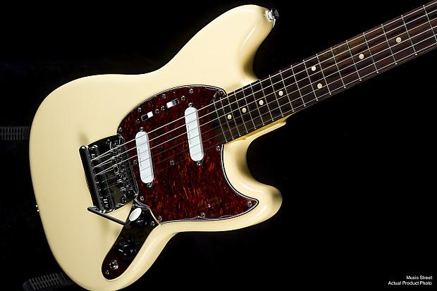 squier vintage modified mustang musicstreet guitars uk reverb. Black Bedroom Furniture Sets. Home Design Ideas