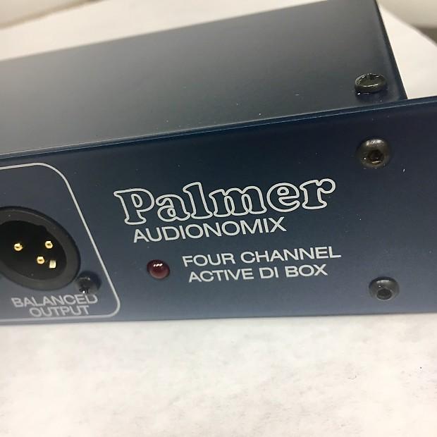 Palmer PAN 03 PASS - 19