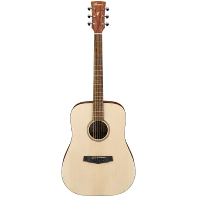 Ibanez PF10-OPN - Open Pore Natural Finish Acoustic Guitar for sale