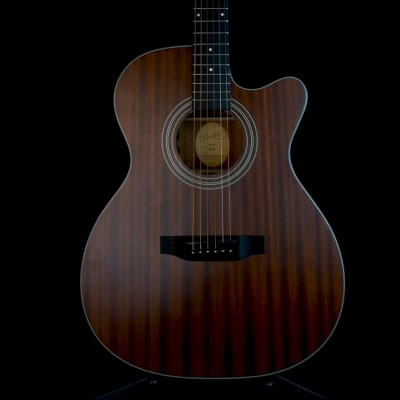 Factory New Bristol BM-15CE Acoustic/Electric for sale