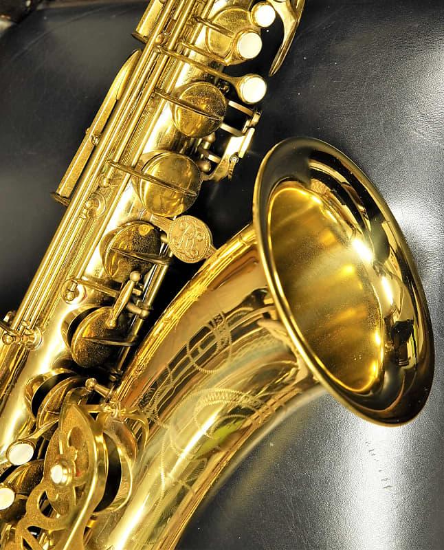 1965 Buffet Crampon Super Dynaction Tenor Saxophone   Reverb
