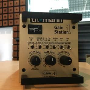SPL GainStation 1 Model 2272 Discrete Dual-Gain Preamplifier