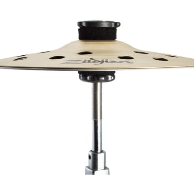 "Zildjian  8"" Fx Stack Pair with mount"