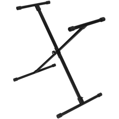 On-Stage KS8190 - Lok-Tight Classic Single-X Keyboard Stand
