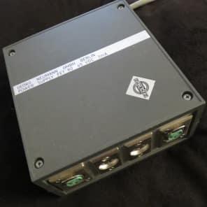 Neumann N452 FET80 Dual Phantom Power Supply