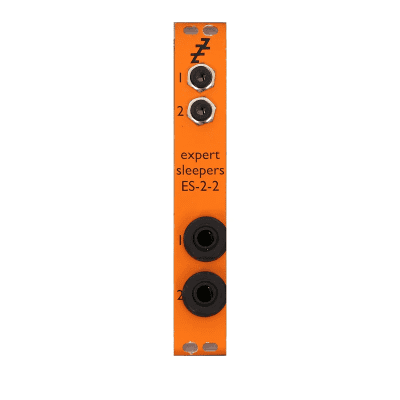Expert Sleepers ES-2-2 CV/Audio Interface