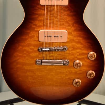 2003 Gibson 56 Historic Reissue Brazilian Stinger Heritage Dark Burst (stock #27)