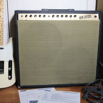 All Tube Kendrick New Joyzee Tweed Combo (Trainwreck Climax) Handwired  Electric Guitar Amplifier for sale