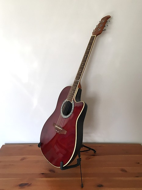 Suggest # Ovation CC057 Celebrity Acoustic Electric Guitar ...