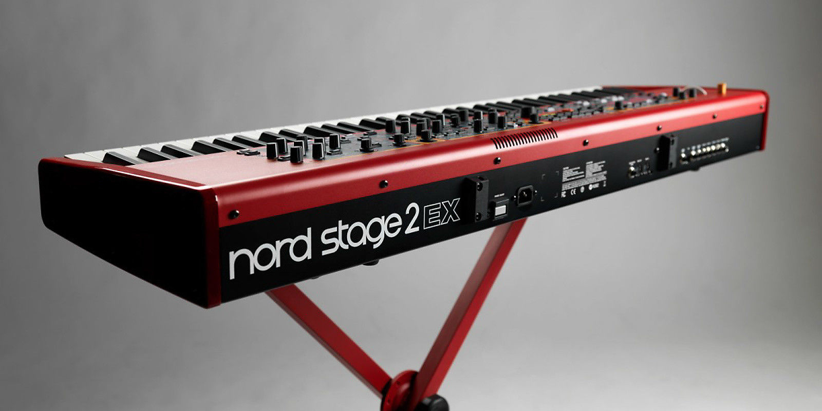 nord stage 2 ex compact sw 73 reverb. Black Bedroom Furniture Sets. Home Design Ideas