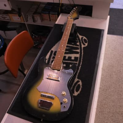 Knox Single Gold Foil 1960's-70's Burst for sale