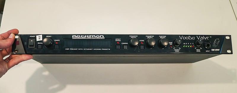 rocktron voodu valve on line tube series reverb. Black Bedroom Furniture Sets. Home Design Ideas
