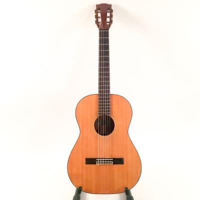 Vintage Epiphone 1962 Seville EC100-E Nylon String Acoustic Guitar for sale