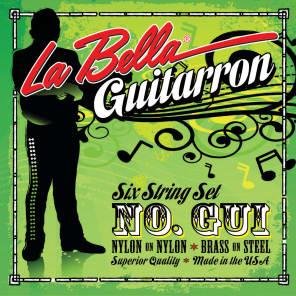 La Bella GUI Guitarron Strings