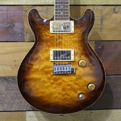 Martyn Booth Signature 2009 Tobacco Sunburst for sale
