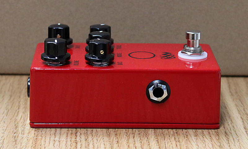 jhs angry charlie v3 overdrive pedal b 39 s music shop reverb. Black Bedroom Furniture Sets. Home Design Ideas