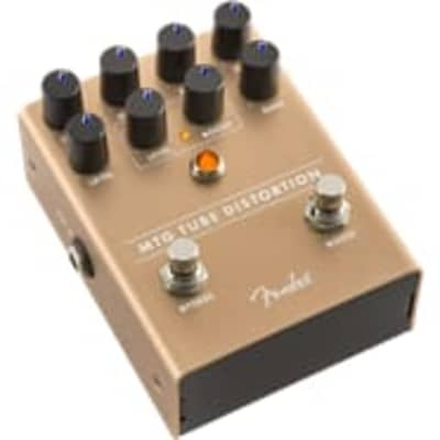 FENDER MTG TUBE DISTORTION PEDAL for sale