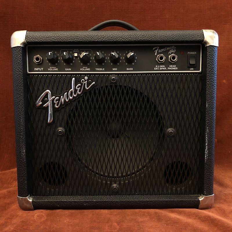 Fender Frontman 15 2-Channel 15W 1x8