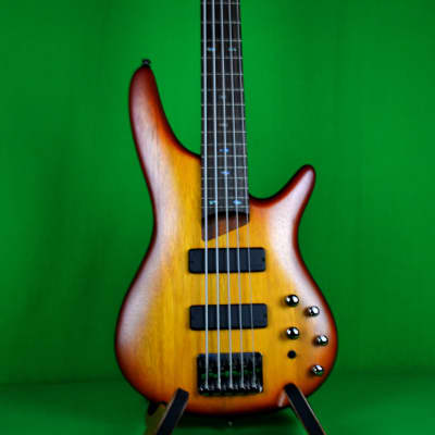Ibanez SR505 5 String Bass, Bartolini Active Electronics for sale