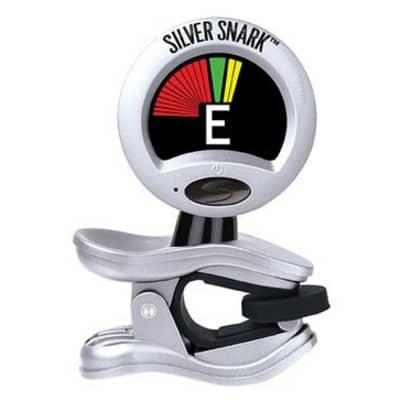 Snark Clip-On All Instrument Tuner (Silver)