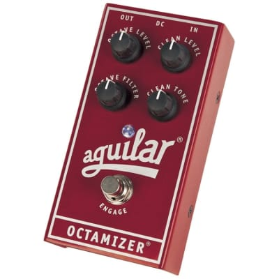 Aguilar Octamizer octaver for bass guitar for sale
