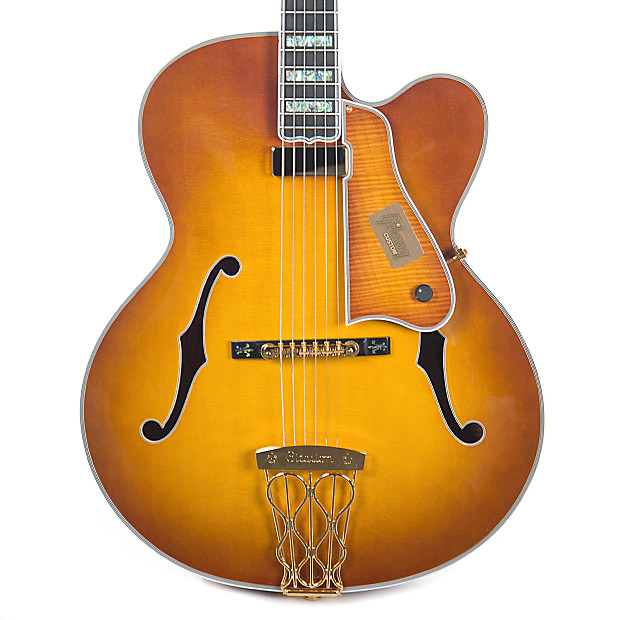 gibson archtop history