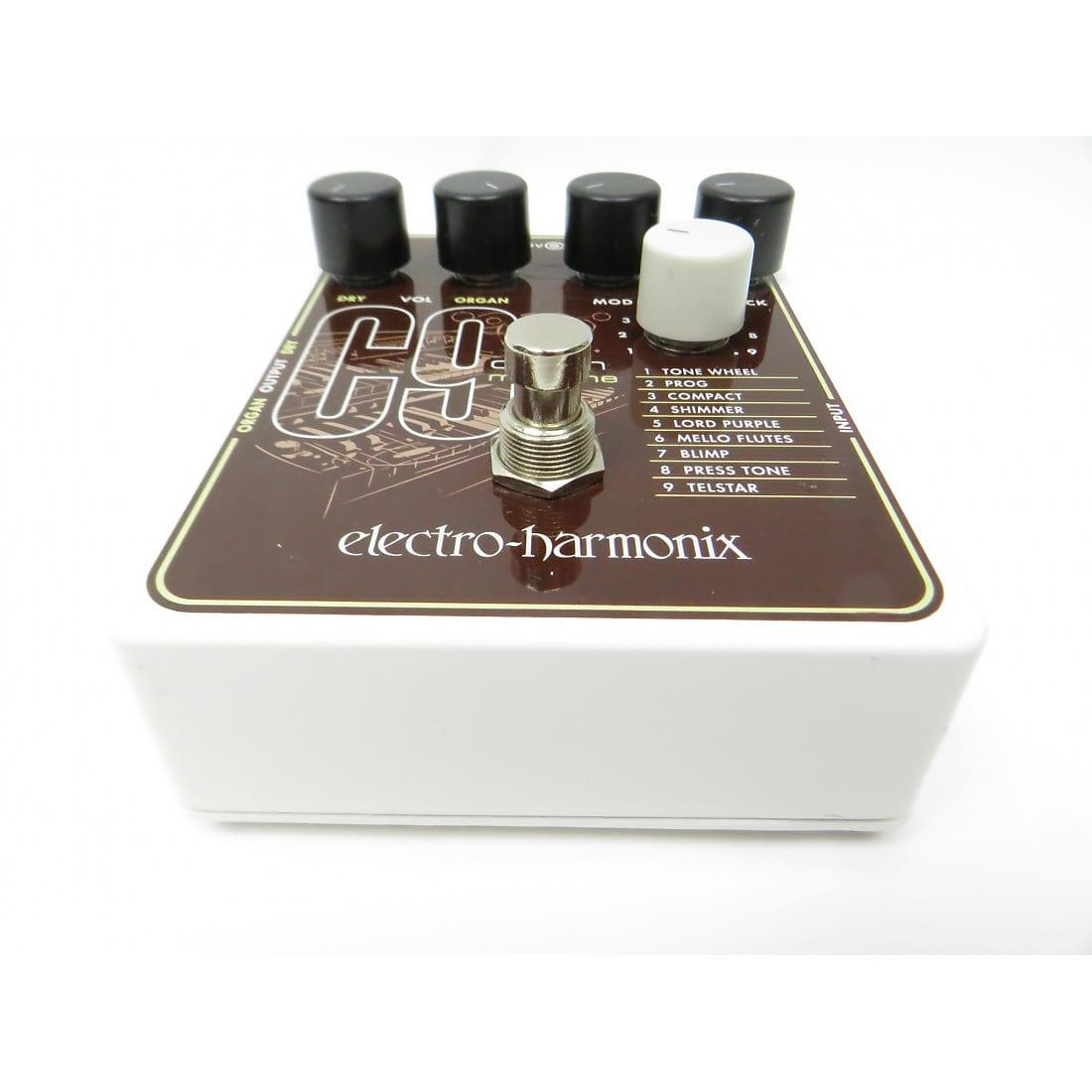 Electro-Harmonix EHX C9 Organ Machine Effects Pedal