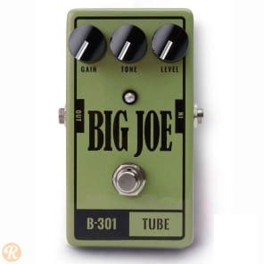 Big Joe Stomp Box Company Raw Series Tube Overdrive B-301 2015