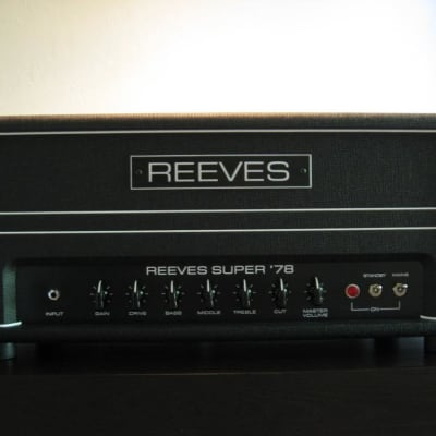 Reeves Super 78 100Watt Version 2016 for sale