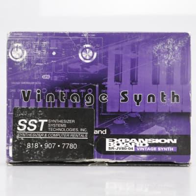 Roland SR-JV80-04 Vintage Synth Expansion Board #41697