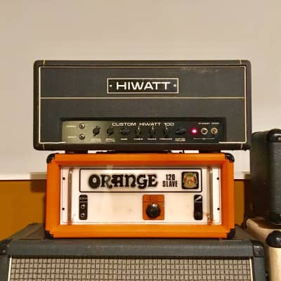 Hiwatt Dr-103 c 1970s original vintage hylight UK 100 watt image