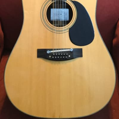 Conn F-30 12 String Acoustic guitar MIJ 1973 for sale