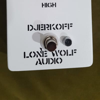 Lone Wolf Audio Djerkoff Preamp